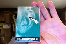 EPIC Audio Buyways- Listen Up!- 403/'92- various- new promo cassette- Indigo