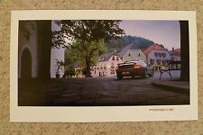 1993 Porsche 928 GTS Coupe Showroom Advertising Sales Poster RARE!! Awesome L@@K