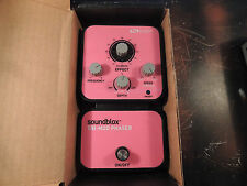 SOURCE AUDIO SOUNDBLOX TRI MOD PHASER PHASE SHIFTER GUITAR EFFECTS PEDAL