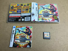 Yu-Gi-Oh! 5D's World Championship 2011 Over The Nexus - Nintendo DS TESTED PAL