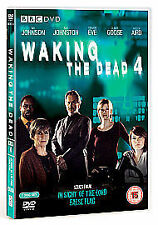 Waking the Dead Complete Series 4 DVD Brand New and Sealed UK Region 2 Original