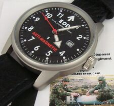 EXPLOSIVE ORDNANCE DISPOSAL WRISTWATCH- BRITISH MILITARY