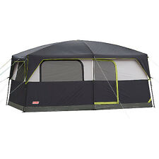 COLEMAN SIGNATURE PRAIRIE BREEZE 9-PERSON CABIN TENT 14X10