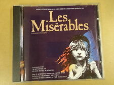 SOUNDTRACK CD / LES MISERABLES