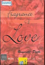 FRAGRANCE OF LOVE - ROMANTIC DUETS - MUSIC DVD - FREE UK POST