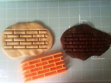 Brick Pattern Cookie Cutter