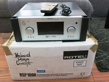 Rotel RSP-1098 7.1 High-End Vorstufe Bicolor