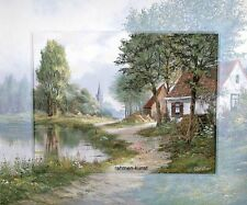 Withaar:Path of peace Holland Romantik FertigBild 24x30