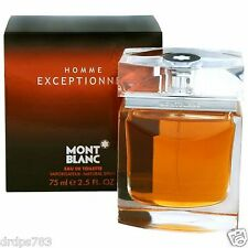 Mont Blanc Exceptionnel for Men 75 ml Perfume