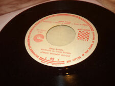 "DEEP PURPLE ""NEVER BEFORE/WHEN A BLIND MAN CRIES"" 7"" HUNGARY RARE"