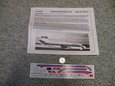 Flight Path decals 1/144 FP44-177 GB Airways GB Leisure 737-200   A24
