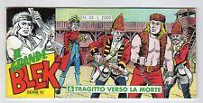 fumetto striscia - IL GRANDE BLEK serie inedita numero 33