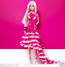 Barbie Collector: Pink in Pantone Barbie Doll