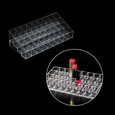 Transparent 36 Grid Lipstick Mascara Holder Cosmetic Organiser Display Rack UR