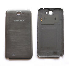 New Original Back Cover Battery Door Gray Grey For Samsung N7100 Galaxy Note 2 Ⅱ
