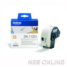 Brother Genuine DK-11201 Address labels DK11201 29mm x 90mm 400 Labels QL-570