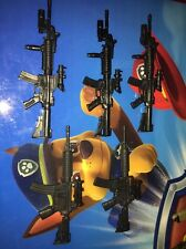 "WEAPONS LOT M-16's AR-15'S for GI Joe Dragon BBI 21st Century 12"" action figures"