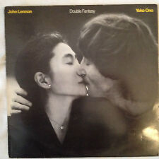 John Lennon Double Fantasy Vinyl LP 1980 UK Album Geffen Records ‎ K99131