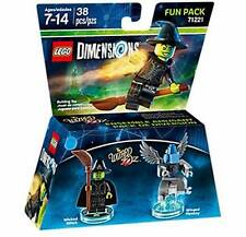 LEGO® DIMENSIONS™ Wicked Witch™-Winged Monkey #71221 38 Piece Fun Pack
