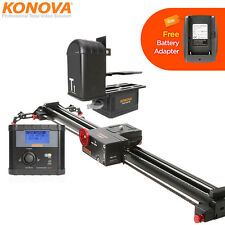 "Konova K7 120cm(47.2"") Motorized Camera Slider + Smart Head + Smart Controller"
