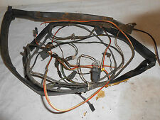 pontiac wire harness 1966 pontiac le mans convertible rear wiring harness original part