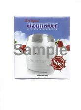 THE ORIGINAL OZONATOR  REFRIGERATOR AIR PURIFIER ELIMINATES ODORS (NEW)