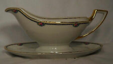 THOMAS Bavaria (Rosenthal) china ROSE POINT pattern Gravy Boat