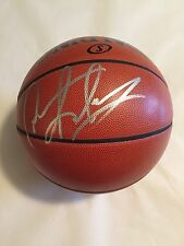 Dennis Rodman Autographed Full Size NBA Basketball Tristar Authenticated