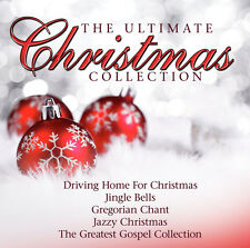CD The Ultimate Christmas Collection von Various Artists  4CDs