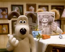 Wallace and Gromit [Curse of The Wererabbit] (14633) 8x