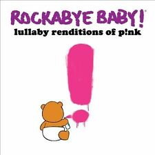 "PINK ROCKABYE BABY! ""LULLABY RENDITIONS OF PINK"" NEW SEALED PROMO CD BEST PRICE!"