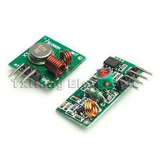 Imported 5PCS 433Mhz RF transmitter and receiver link kit for Arduino ARM MC U