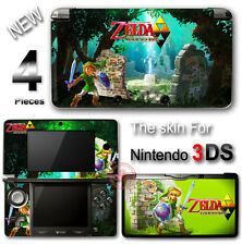Legend of Zelda A Link Between Worlds New SKIN STICKER COVER for Nintendo 3DS