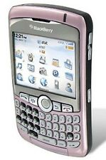NEW T-Mobile Blackberry PINK UNLOCKED AT&T Curve GSM Smartphone