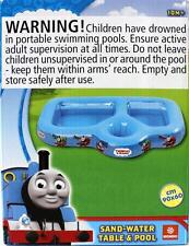 Inflatable Sand and Water Table  - Thomas the Tank Engine Theme - NEW