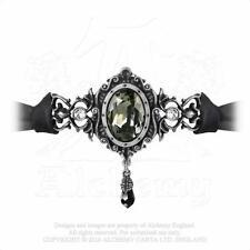 Alchemy Gothic Cristal el San Petersburgo desgarro barroco Gargantilla Collar P764