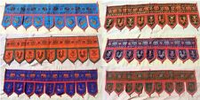 5 pc Indian Cotton Door Hanging Embroidered Toran Window Valance Wholesale Lot