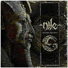 Those Whom The Gods Detest - 2 DISC SET - Nile (2013, CD NEUF)
