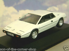 CORGI VANGUARDS 1/43 LOTUS ESPRIT SERIES 1 LAST S1 PRODUCED MONACO WHITE VA14200