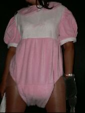 Adult sissy Baby Sleeping Body*Spreizbody*diaper onsie*soft Spreading body