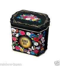 ANNA SUI GIFT BOX A Flower Make Up Case Kawaii From JAPAN
