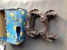 B121  2x  Peugeot Bremssattel 4409-01 305744 Oldtimer  /204 304 404 504 ?  NOS