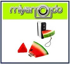 Watermelon Shape 32GB USB Drive Thumb Drive Pen Drive Flash Drive