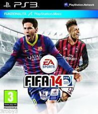 SONY PLAYSTATION 3 PS3 EA SPORTS FIFA 14 2014 PAL ITALIANO COMPLETO