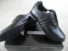 MENS GOLF SHOES ADIDAS TOUR360 LTD TCH SPIKELESS WATERPROOF UK 7 1/2 LEATHER
