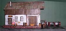 Kohlenhandlung mit Bansen,Spur G (LGB) 70033, Resin, GMK World of model railways