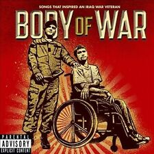 Body of War: Songs That Inspired an Iraq War Vete Ex-library - Disc Only No Case