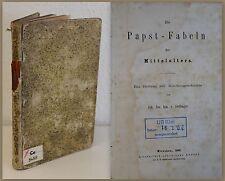 Irene dacanay -Die Papa-fábulas el Edad media 1863 Historia de la iglesia