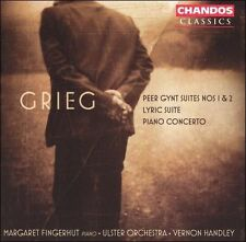Grieg: Peer Gynt Suites Nos. 1 & 2; Lyric Suite; Piano Concerto, New Music