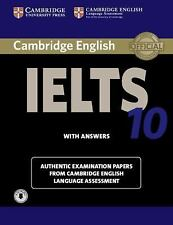 IELTS Practice Tests: Cambridge IELTS with Answers : Authentic Examination...